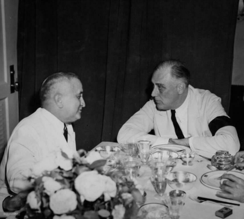 gaspar-dutra-roosevelt-politica-externa-brasileira