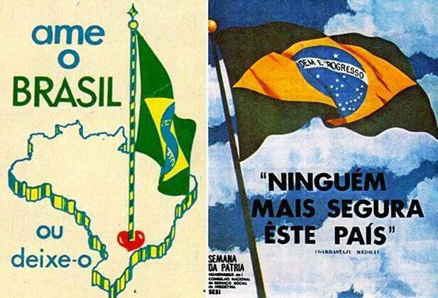 propaganda ditadura militar