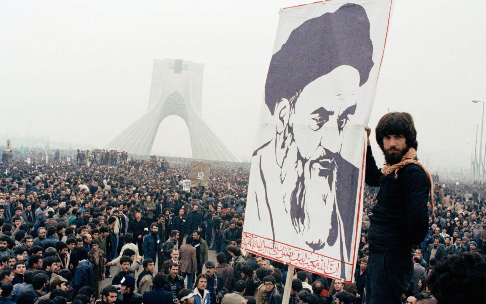 Irã - revolução iraniana