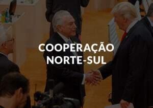 Cooperação norte sul