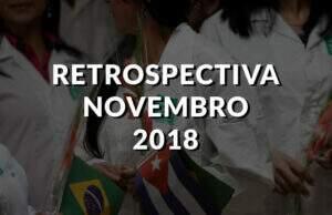 Retrospectiva novembro 2018