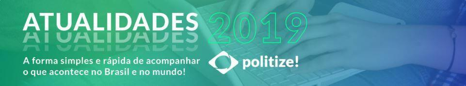 Banner da página de Atualidades 2019 do Politize!
