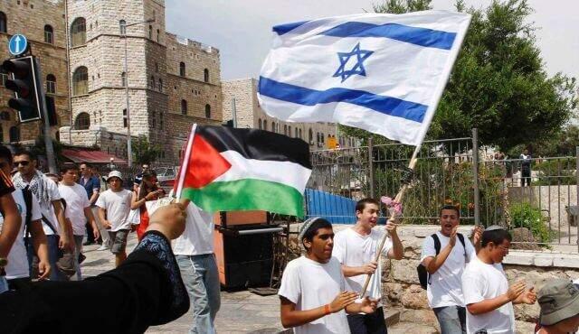 Conflito israel-palestina