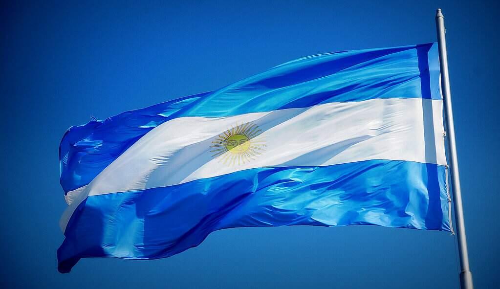 Bandeira da Argentina (Foto: Eduardo Amorim/Visual Hunt)