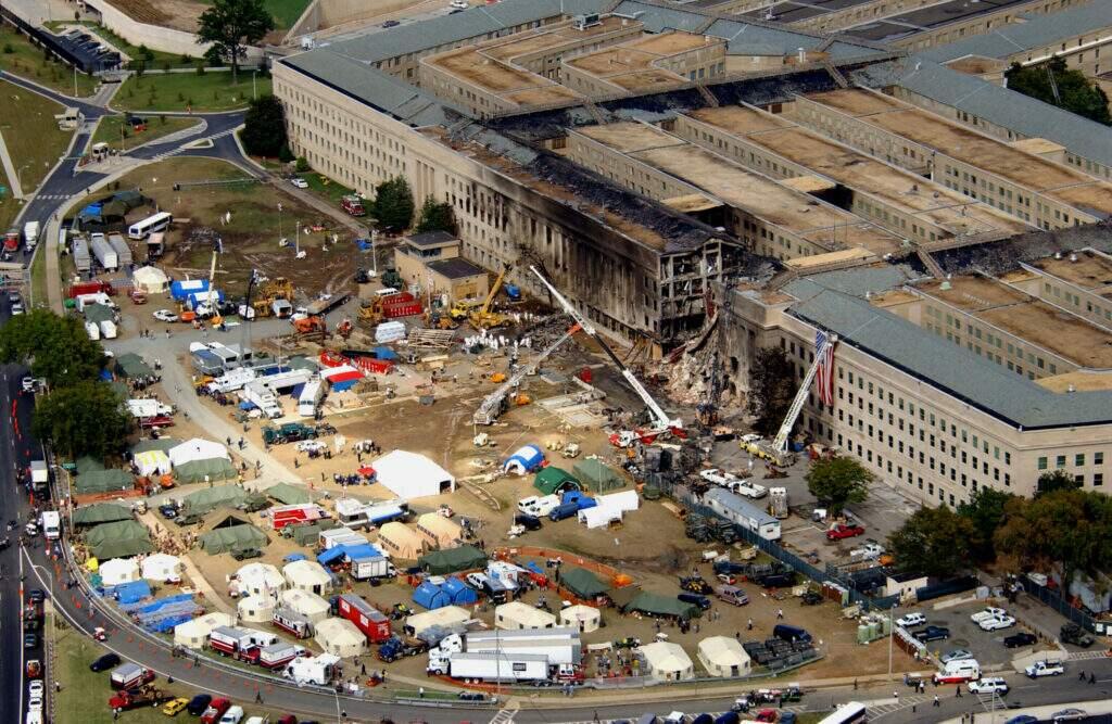 11 de setembro nos Estados Unidos