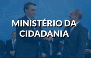 Destaque conteúdo Ministério da Cidadania