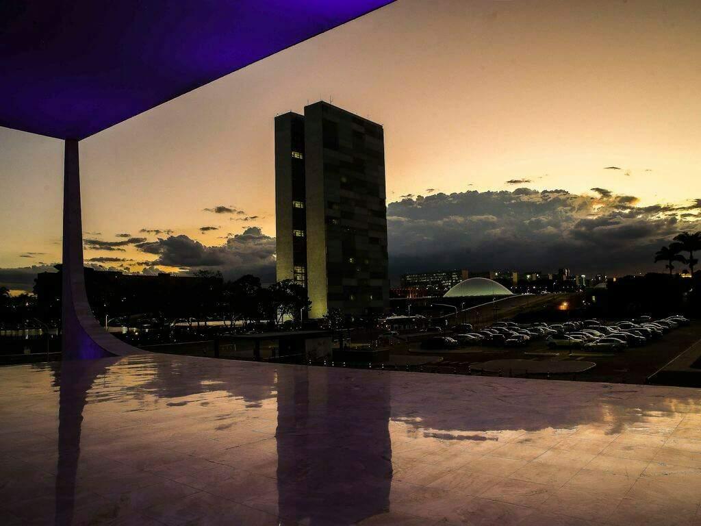 Imagem dos prédio do Congresso em Brasília. Conteúdo poder legislativo (Foto: Agência Brasil)