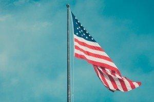 Bandeira dos Estados Unidos (Foto: Visual Hunt)