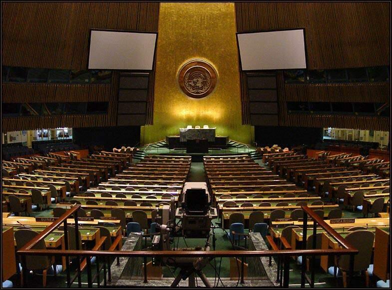 ONU: o que é a Organização das Nações Unidas? - Politize!