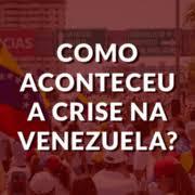 Como começou a crise na Venezuela?