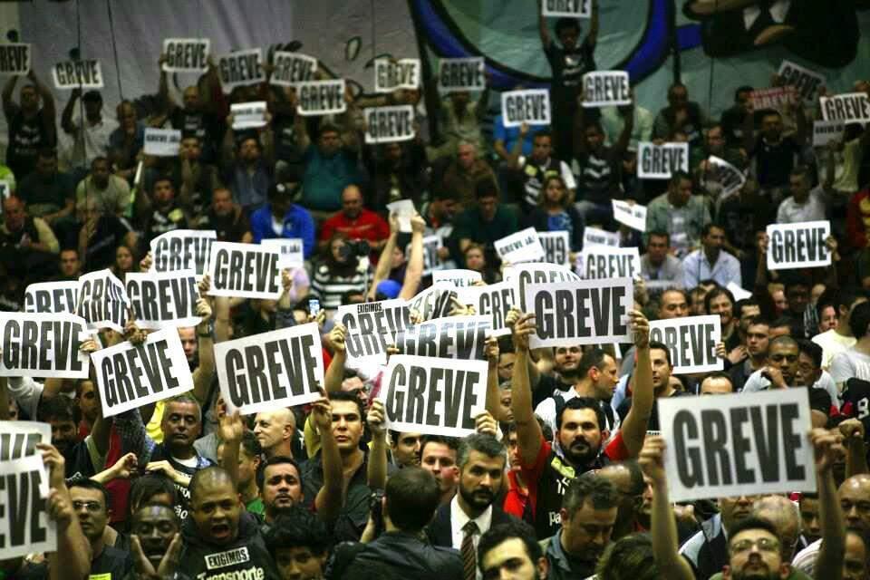 O direito à greve é legítimo no Brasil?