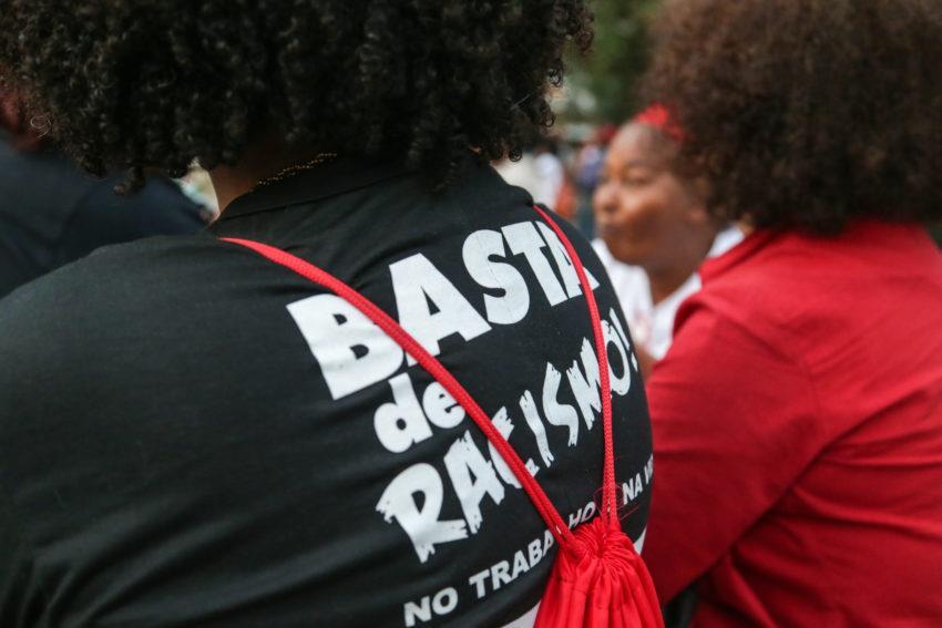 Mulheres negras e indígenas em São Paulo