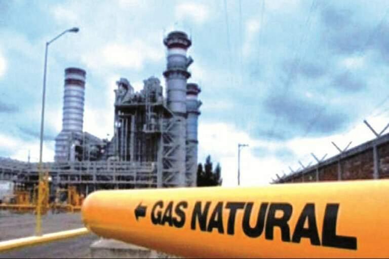 Indústria de gás natural