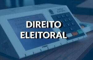 destaque direito eleitoral