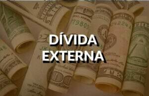 destaque dívida externa