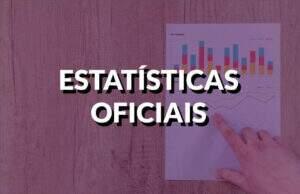 destaque estatísticas oficiais